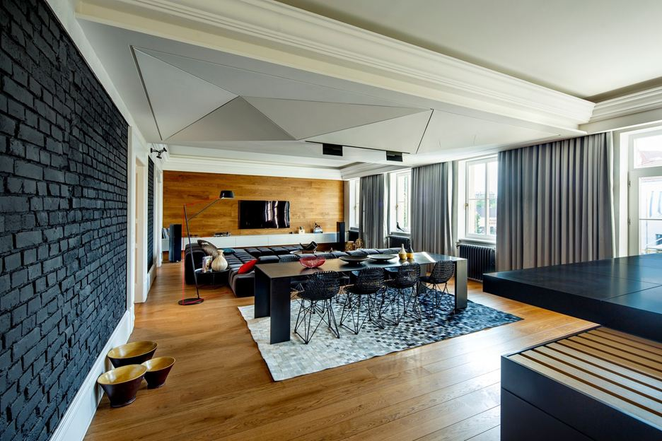 Mens Choice 2  A Sophisticated Apartment With A Timeless