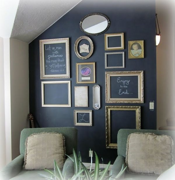 Simplicity And Beyond  How You Can Use Empty Frames As