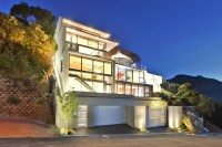 Villa Built Into The Mountain With Full Ocean Views From ...