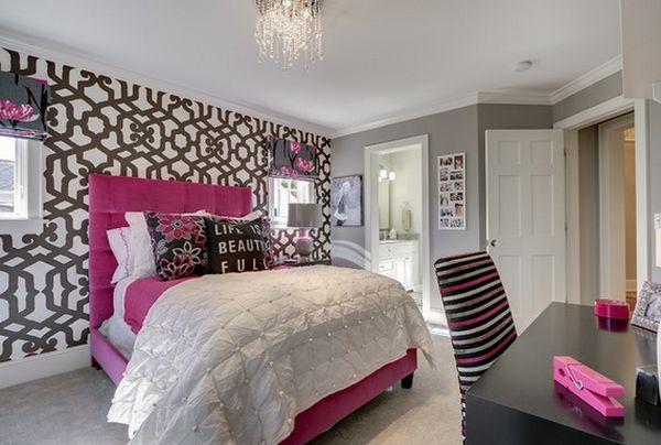 10 Gorgeous Teen Girls' Bedroom