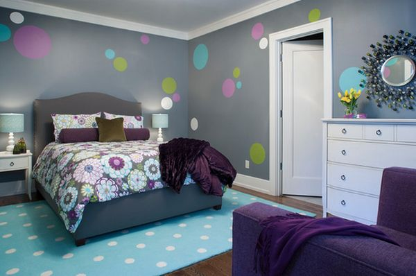 teenage girls bedroom paint color ideas Fresh And Youthful – 10 Gorgeous Teen Girls' Bedroom