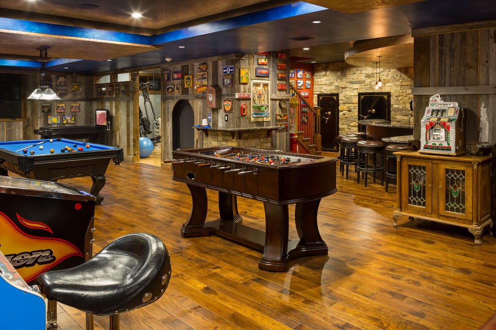 Home house & components rooms make every room of your home reflect you. Game And Entertainment Rooms Featuring Witty Design Ideas