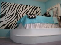 How To Incorporate Zebra Print Into Your Bedroom's Dcor