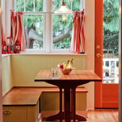 Breakfast Nook Ideas For Small Kitchen Cabinet Pull Out Shelves How To Dress Up A Enjoy Simple Pleasures