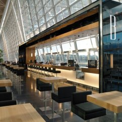 Fancy Desk Chairs Blue Chair Pads 10 Spectacular Airport Lounges Around The Globe Impress With Their Unique Designs