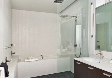 Bathroom Shower Tub Combo Ideas