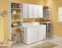 Laundry Room Shelves: Keep Everything Organized And Within ...