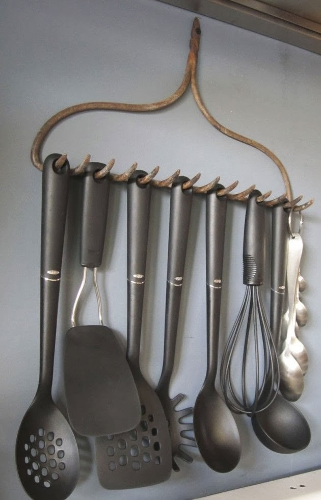 kitchen tool holder different kinds of countertops 65 ingenious organization tips and storage ideas view in gallery