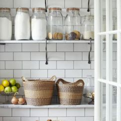 Subway Tile For Kitchen Island With Wine Fridge Tiles Are Back In Style 50 Inspiring Designs View Gallery