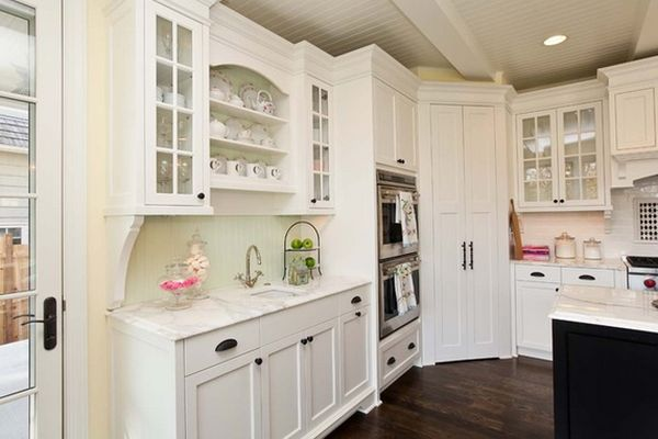 corner pantry kitchen cabinets design Design Ideas And Practical Uses For Corner Kitchen Cabinets