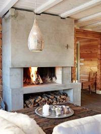 Fireplaces on Pinterest | Wood Stoves, Wood Burning Stoves ...