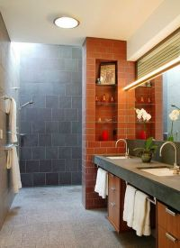 Doorless Walk In Shower Size | Joy Studio Design Gallery ...