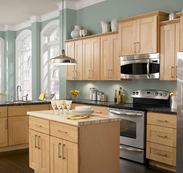 L Shaped Kitchen Floor Plans Island