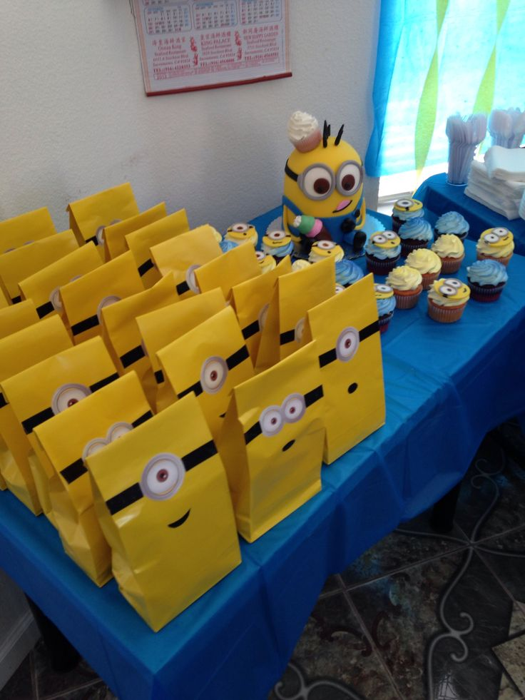 Planning A Fun Party With Your Minions  10 Adorable DIY