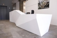 50 Reception Desks Featuring Interesting And Intriguing ...