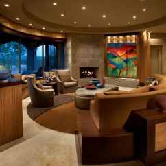 Circular Couches Living Room Furniture Layout With Tv How To Find The Perfect Place For Your Curved Sofa Or Sectional