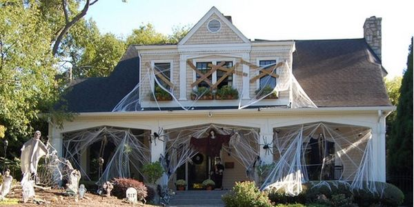 Haunt Your House 18 Ideas To Create The Spookiest Place On The Block
