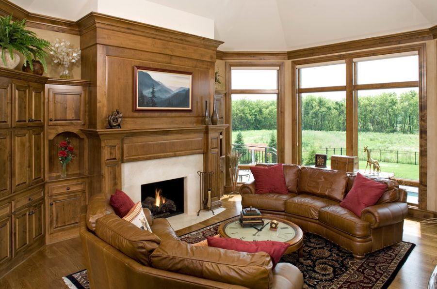 circular couches living room furniture pictures of rooms with dark brown how to find the perfect place for your curved sofa or sectional include in groupings
