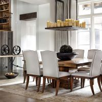 Contemporary Rustic Modern Dining Room Style Backgrounds Interior Design Ideas Modern For Businesses Desktop Hd Pics Homely Elements To Include In A Decor