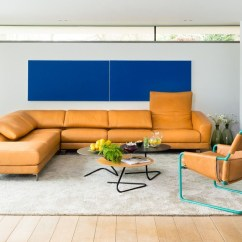 L Shaped Couch Living Room Ideas Glass Tables Add Space Where You Need It The Most With Sofas
