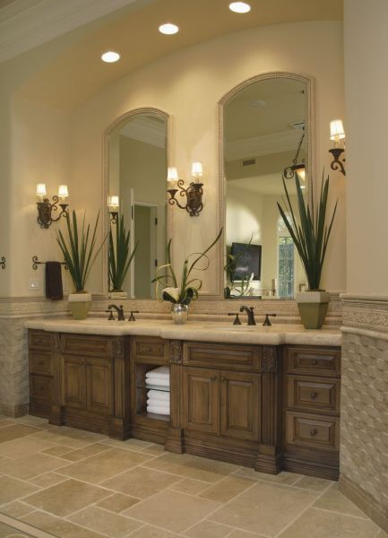 master bathroom vanity lighting ideas Rise And Shine! Bathroom Vanity Lighting Tips