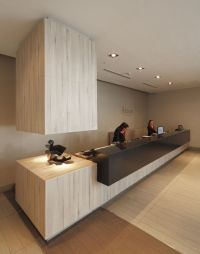 50 Reception Desks Featuring Interesting And Intriguing