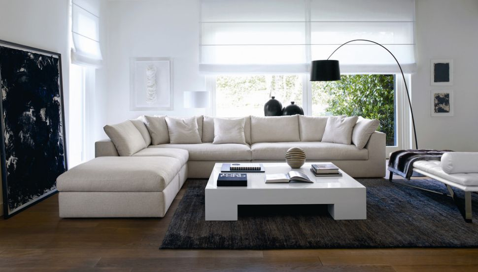 l shaped couch living room ideas ceiling lights add space where you need it the most with sofas