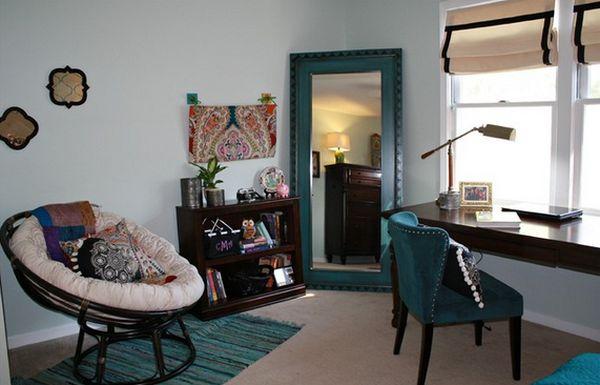 Living Room Design 70s