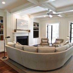 Circular Couches Living Room Furniture Storage Ideas How To Find The Perfect Place For Your Curved Sofa Or Sectional