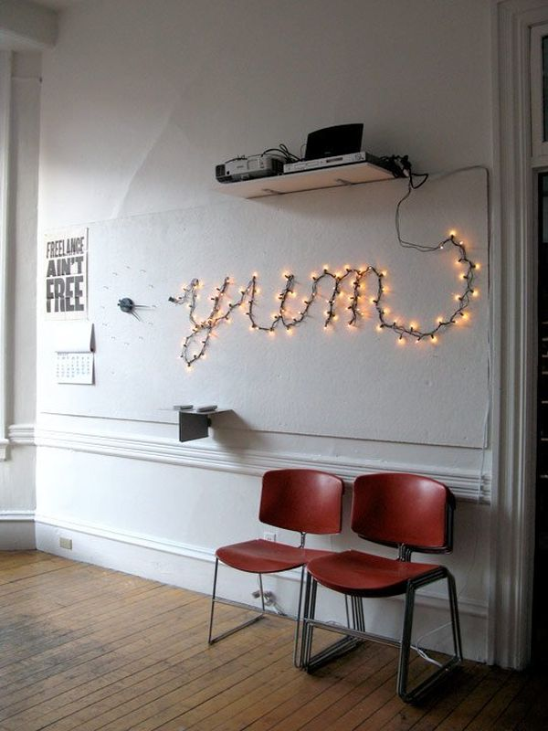 String Light Diy Ideas For Cool Home Decor Led Carpet Are Fun
