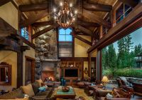Mountain Cabin Overflowing With Rustic Character And ...