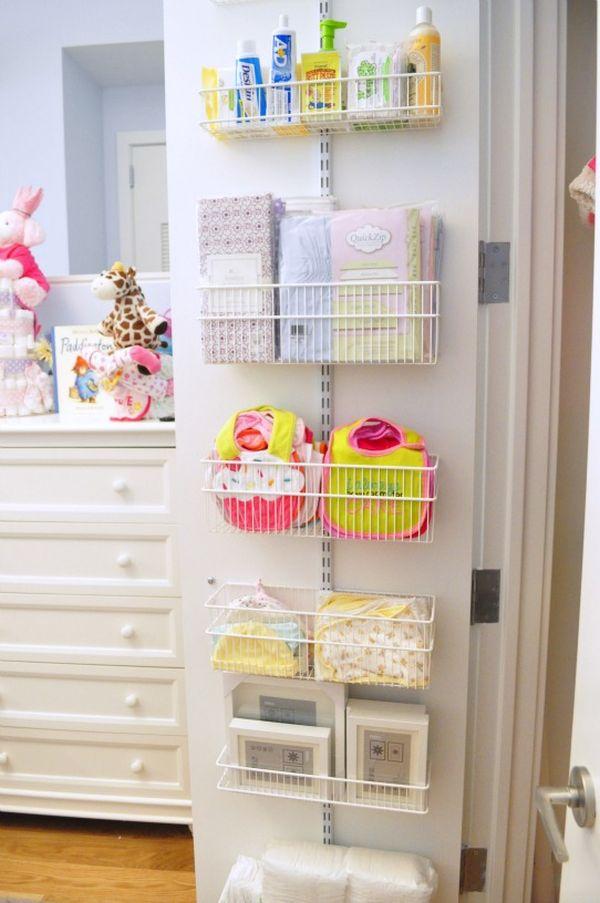 Organizing The Baby's Closet Easy Ideas & Tips
