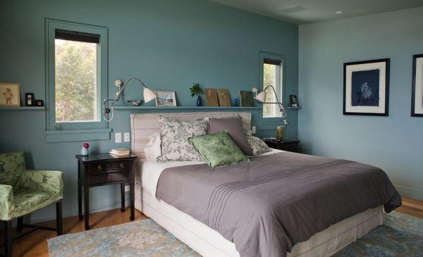 pale green color scheme for bedroom 20 Fantastic Bedroom Color Schemes
