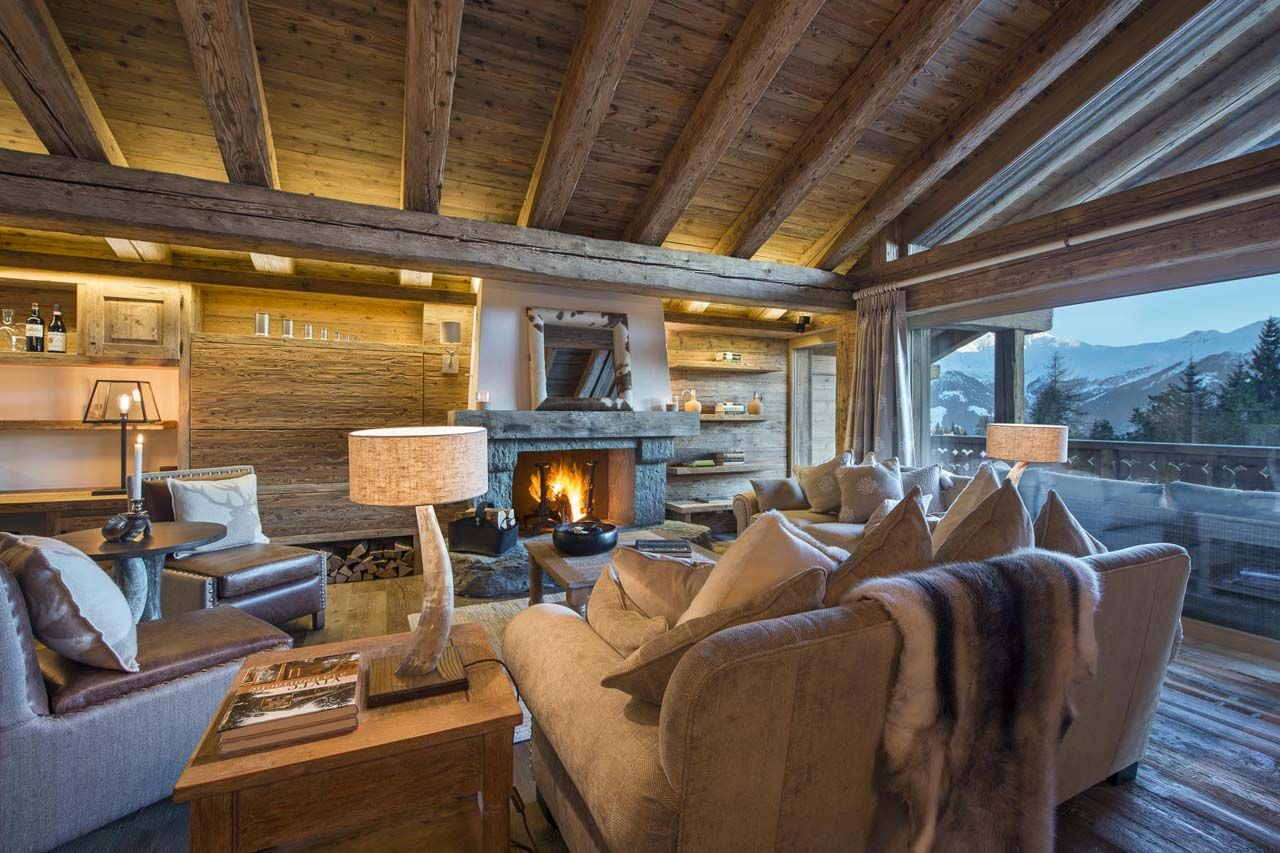 Luxury Comfort And Spectacular Mountain Views At The