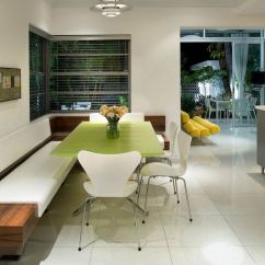 Corner Booth Seating Kitchen Backsplash Glass Tiles How A Table With Bench Can Totally Complete Your Home