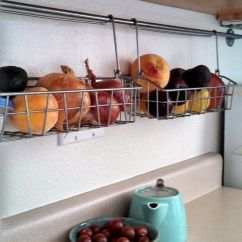 Fruit Basket For Kitchen Commercial Fan Extractor Our New Obsession Hanging Baskets