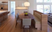 How A Kitchen Table With Bench Seating Can Totally ...