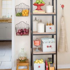 Kitchen Fruit Basket Oak Cabinets Our New Obsession Hanging Baskets