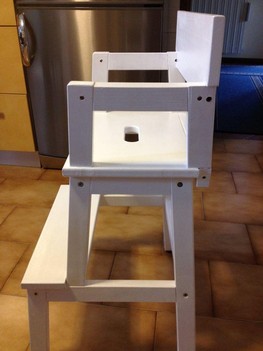 ikea kitchen step stool storage organizers diy makeovers that transform the bekvam