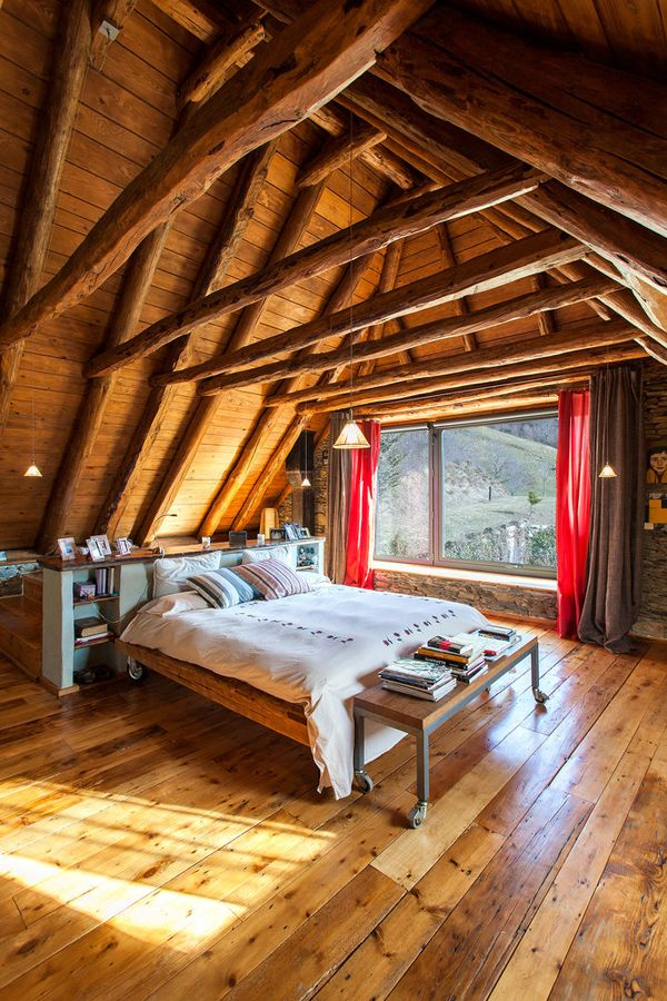 Ralbi35 Rustic Attic Loft Bedroom Ideas Wtsenates