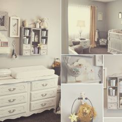 Beige Color Palette Living Room Decorations For 10 Shabby Chic Nursery Design Ideas