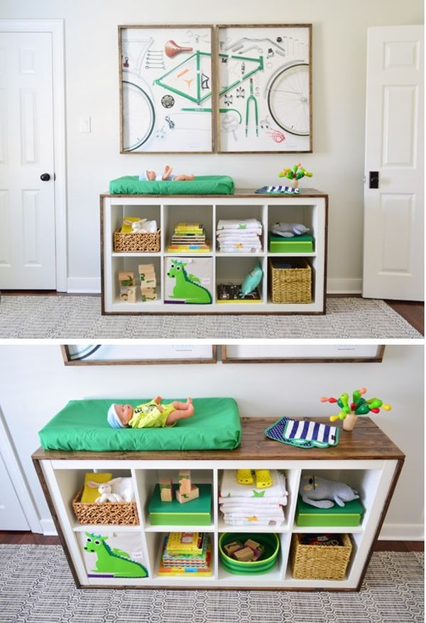 baby changing tables galore