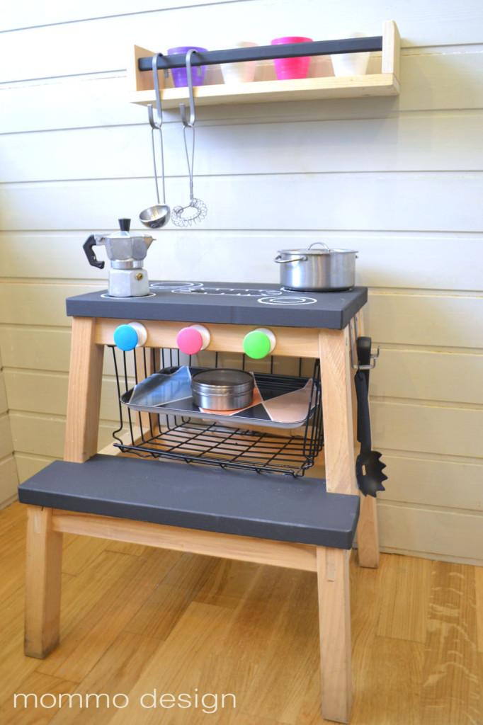 ikea kitchen step stool kitchens of india diy makeovers that transform the bekvam