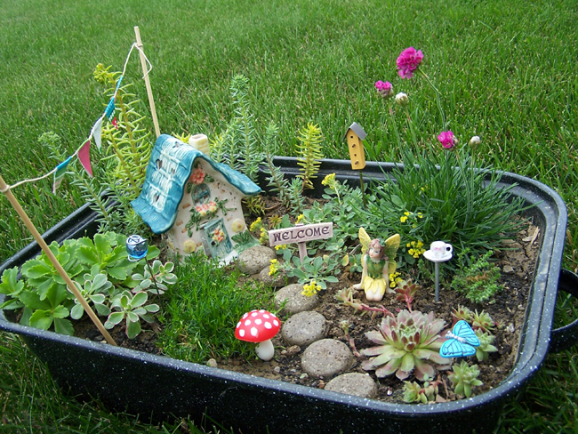 Fairy Garden Designs Garden ideas and garden design