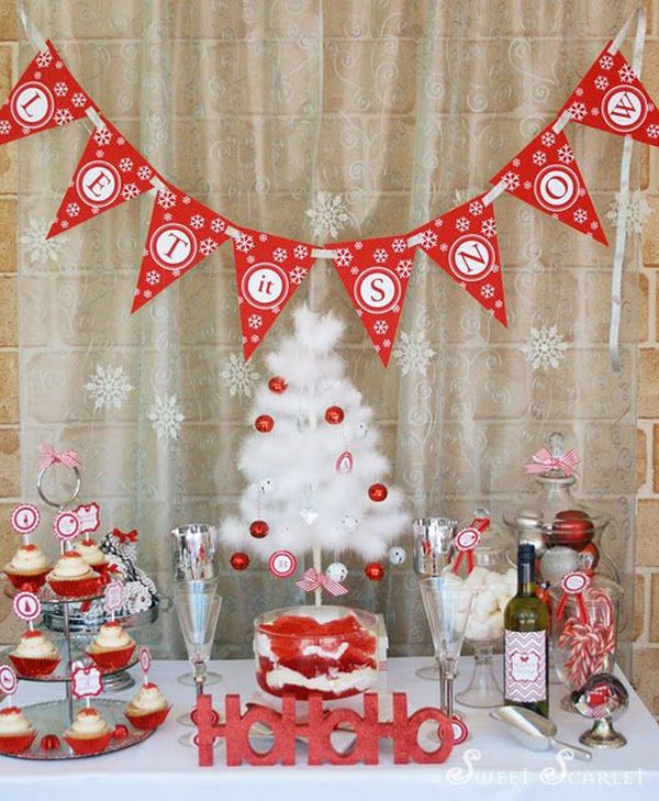 Outdoor Christmas Party Decoration Ideas Decorating Of Beauteous Best Christmashouse2 Entracing Outd Living Room Designs Office