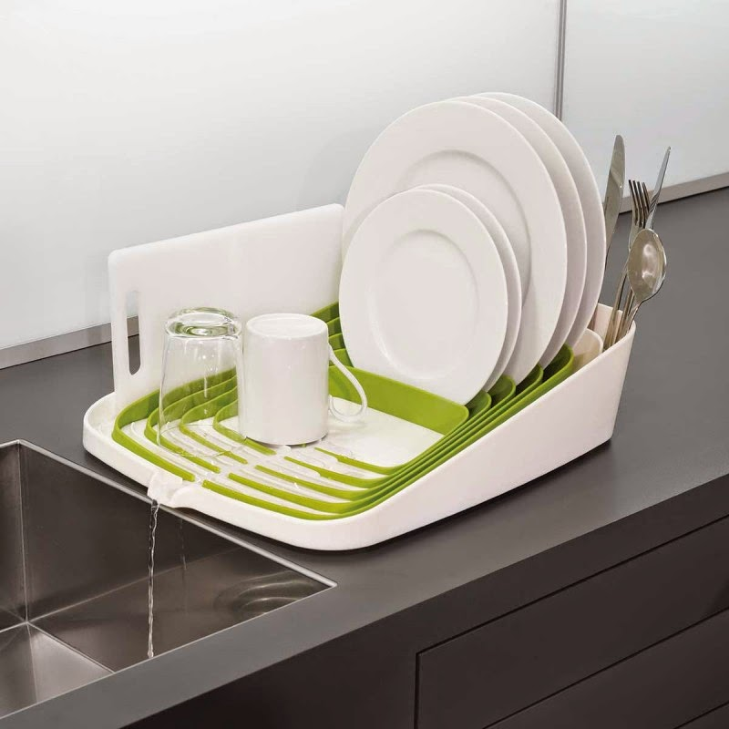 kitchen drying rack pantry cabinets freestanding clever designs that reinvent the humble dish