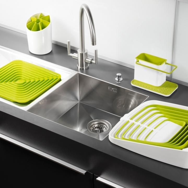 kitchen dish drying mat spring faucet clever designs that reinvent the humble rack