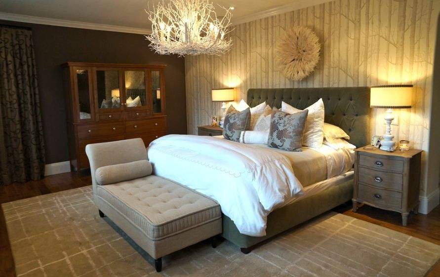 Chandeliers In Bedrooms