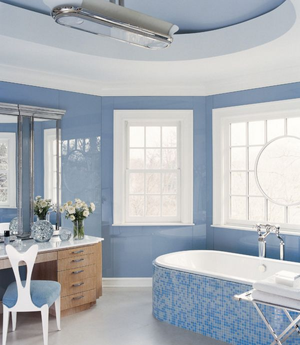 30 bathroom color schemes