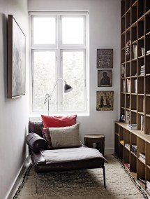 Living Room Cozy Corner Reading Nooks